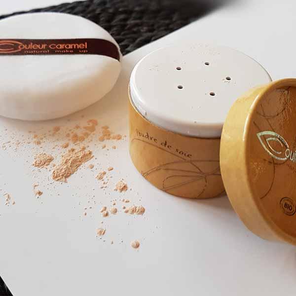 couleur caramel maquillage certification bio mariage institut beaute auch gers 32 biotiful