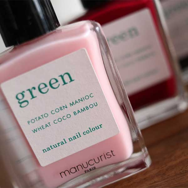 green manucurist vernis ongles mains manucure french beaute pieds reflexologie plantaire pose vernis detente relaxation massage institut beaute auch gers