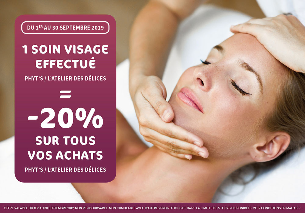 offre promo institut beaute auch biotiful septembre 2019 rentree soin visage